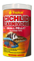 TROPICAL CICHLID CARNIVORE SMALL PELLET TIN 1000ML / 360G