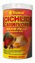 TROPICAL CICHLID CARNIVORE MEDIUM PELLET TIN 500ML / 180G